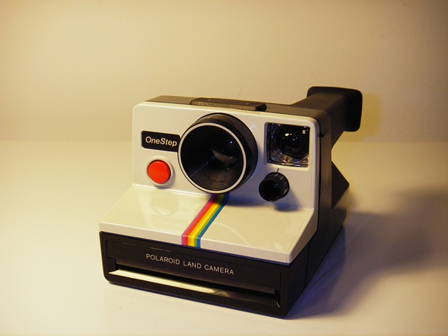 Polaroid, the beloved camera for pictures on demand.