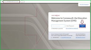 Connexus login
