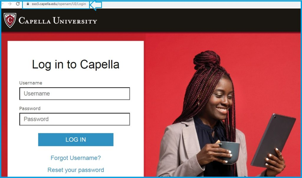 Capella University Login